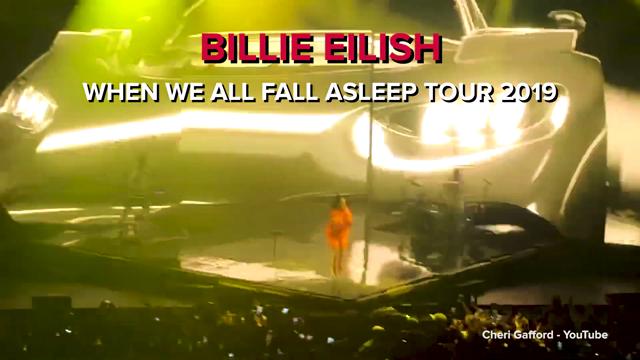 Tour Stop: Billie Eilish, Machine Gun Kelly, New Found Glory