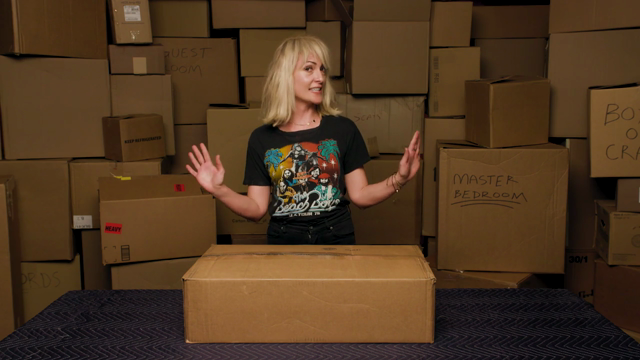 Box of Crap: Metric