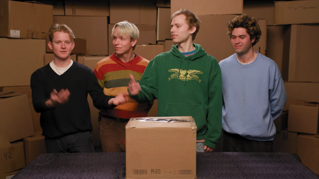 Box of Crap: SWMRS Dive Into a Box of Meaningful Items