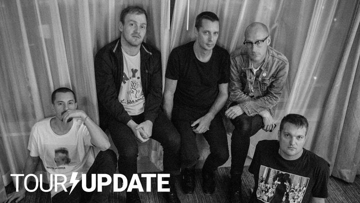 Cold War Kids on the Birth of Their Live Album 'Audience'