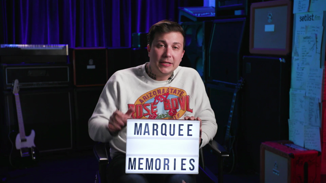 Marquee Memories: Frank Iero Reflects On His Favorite Concerts