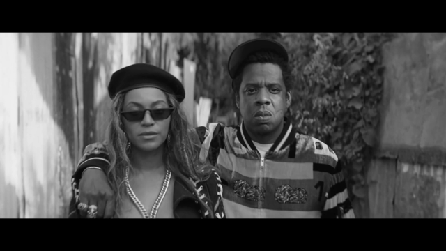 JAY-Z and Beyonce Tour Reel