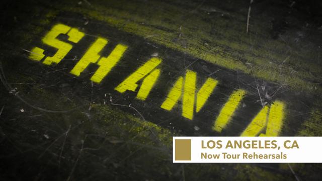 Shania Twain Tour Sizzle