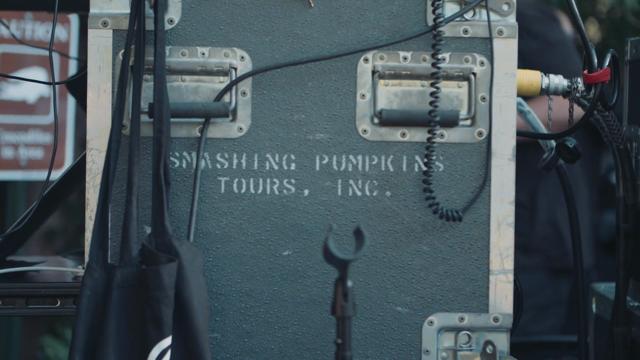 Smashing Pumpkins House Party