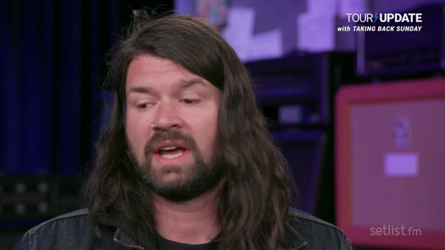 Taking Back Sunday Tours In Celebration of Their 20th Anniversary