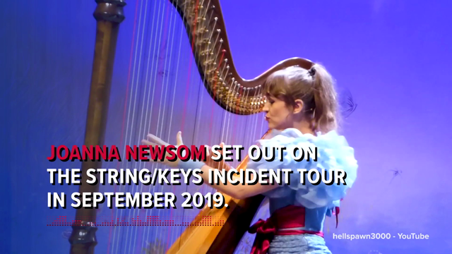 Tour Stop: Joanna Newsom, Bryan Ferry, The Melvins