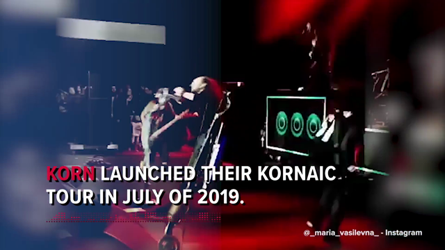 Tour Stop: Korn, Breaking Benjamin, Blondie