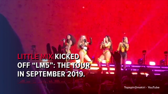 Tour Stop: Little Mix, Lana Del Rey, Charli XCX