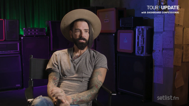 Dashboard Confessional Reflects On The Meaningful Impact Of His Music
