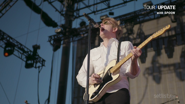 Spoon Is One Of Austin's Most Esteemed Rock Bands