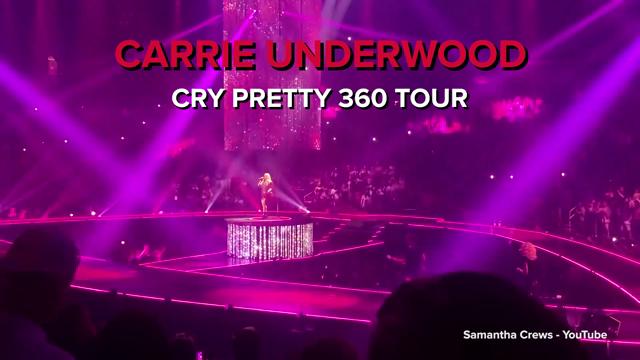 Tour Stop: Carrie Underwood, Judas Priest, Tool