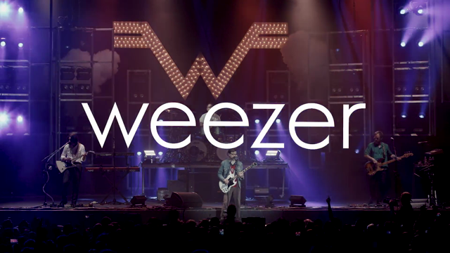 Weezer and Pixies Tour Reel
